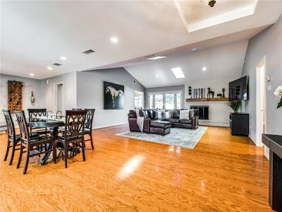 Dallas, Fort Worth Single Family Home For Sale: 6919 Leameadow Drive
