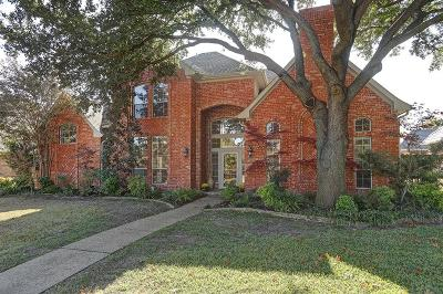 Plano Single Family Home For Sale: 3920 Guston Hall Court