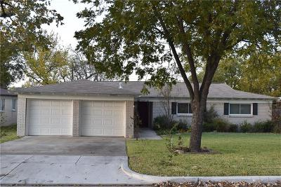 Single Family Home For Sale: 7609 Deaver Drive