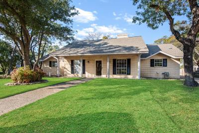 Fort Worth Single Family Home For Sale: 7644 Lake Highlands Drive