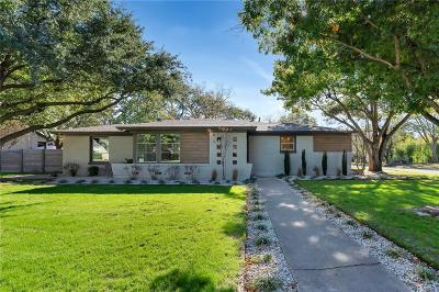 Dallas, Fort Worth, Highland Park Single Family Home For Sale: 3537 Suffolk Drive