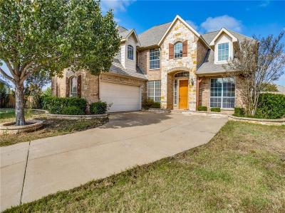 Grand Prairie Single Family Home For Sale: 536 Dales Circle