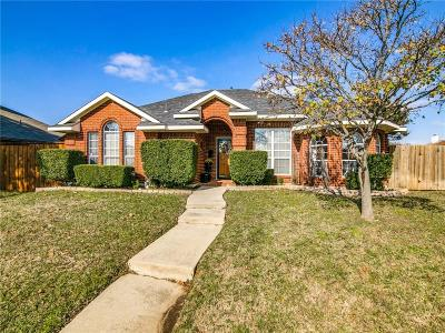Wylie Single Family Home For Sale: 1061 Surrey Circle