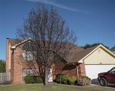 Grand Prairie Single Family Home For Sale: 2824 Linden Lane