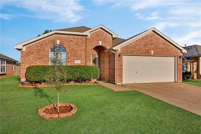 Arlington, Mansfield Single Family Home For Sale: 627 Soledad Street