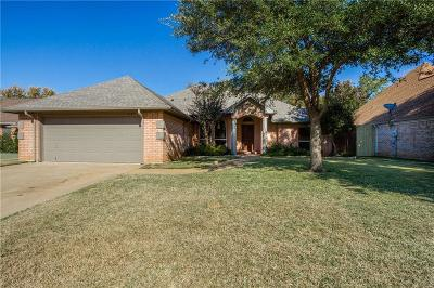 North Richland Hills Single Family Home For Sale: 8725 Woodstair Drive
