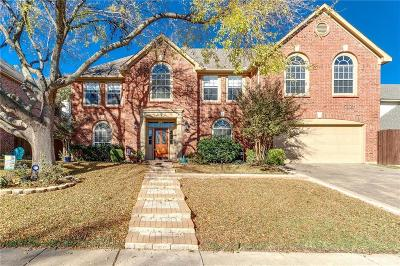 Flower Mound Single Family Home For Sale: 4221 Addington Place