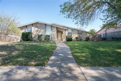 Grand Prairie Single Family Home For Sale: 3718 Pinoak Drive