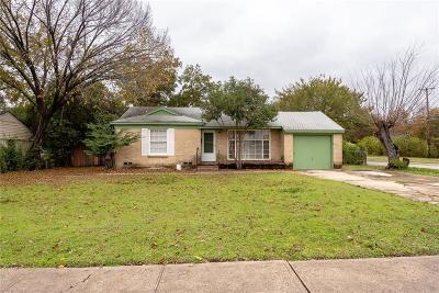 Single Family Home For Sale: 10551 Aledo Drive