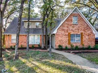 Arlington Single Family Home For Sale: 2006 Mill Creek Drive