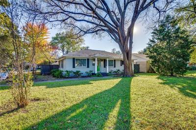Single Family Home For Sale: 5022 W Mockingbird Lane