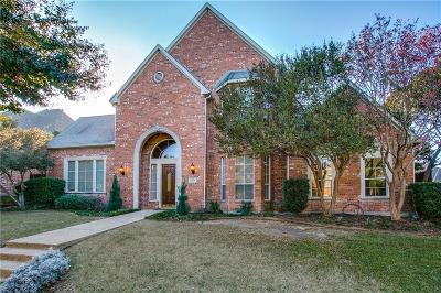 Plano Single Family Home Active Kick Out: 6416 Vicki Lane