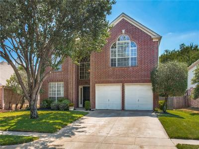 Burleson Single Family Home For Sale: 528 Glenwood Drive