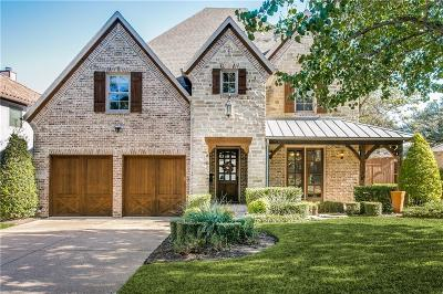 Dallas, Fort Worth Single Family Home For Sale: 3916 Sperry Street