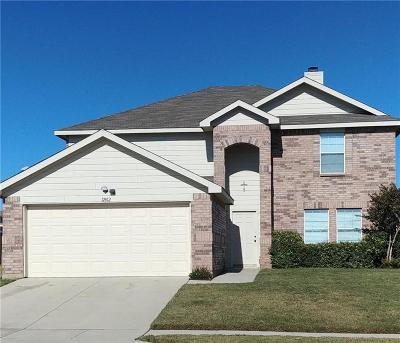 Rhome TX Single Family Home For Sale: $229,000