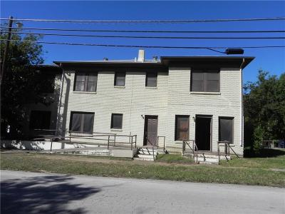 Fort Worth Single Family Home For Sale: 2841 Avenue H
