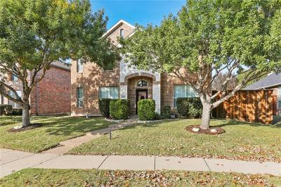 Frisco Single Family Home For Sale: 11428 Stephenville Drive