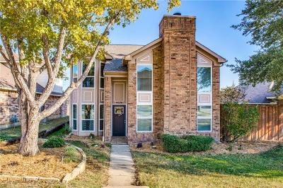 Carrollton Single Family Home For Sale: 4626 Dusk Meadow Drive