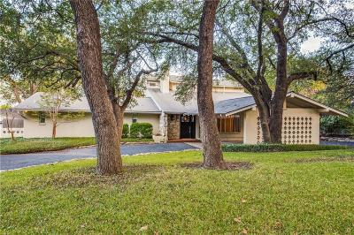 Fort Worth Single Family Home Active Option Contract: 1809 Dakar Road E