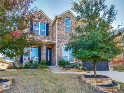 McKinney Single Family Home For Sale: 412 Parkhaven Drive