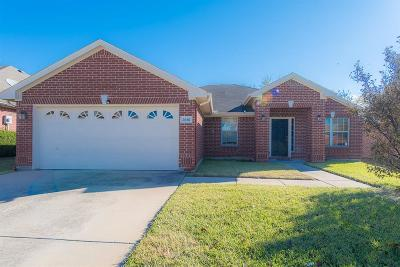 Grand Prairie Single Family Home Active Option Contract: 3510 Sedona Drive