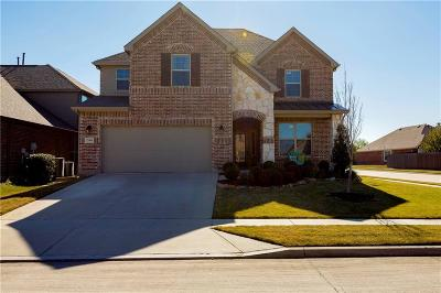 Little Elm Single Family Home For Sale: 2680 Costa Mesa Drive