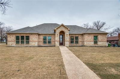 North Richland Hills Single Family Home For Sale: 8201 Jerrie Jo Drive
