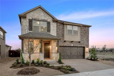 Allen Single Family Home For Sale: 406 Club House Drive