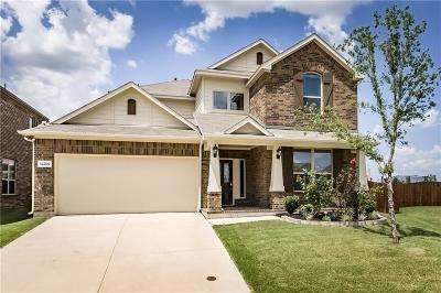 Mckinney Single Family Home For Sale: 12200 Ridgeback Drive