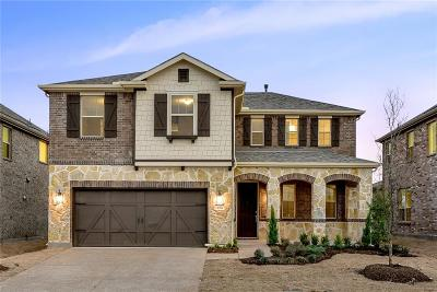 Allen Single Family Home For Sale: 408 Club House Drive