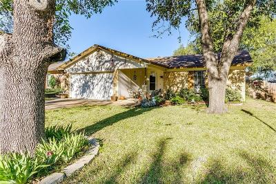 Fort Worth Single Family Home For Sale: 3708 Holly Springs Drive