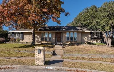 Garland Single Family Home For Sale: 3002 Marilee Drive
