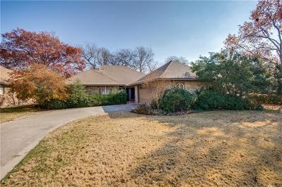 Garland Single Family Home Active Option Contract: 3804 Shadycreek Drive
