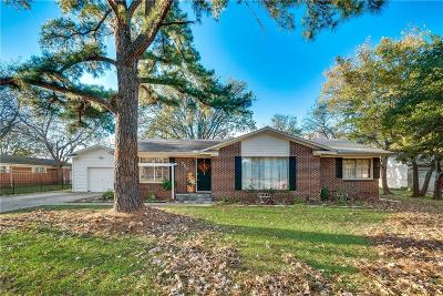 Terrell Single Family Home For Sale: 107 Brookhollow Drive