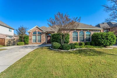 Keller TX Single Family Home For Sale: $349,900