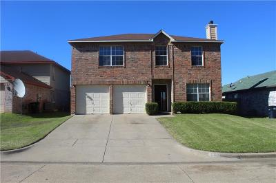 Fort Worth Single Family Home For Sale: 8436 Tallahassee Lane