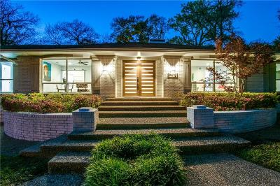 Dallas, Fort Worth Single Family Home For Sale: 9415 Sherwood Glen