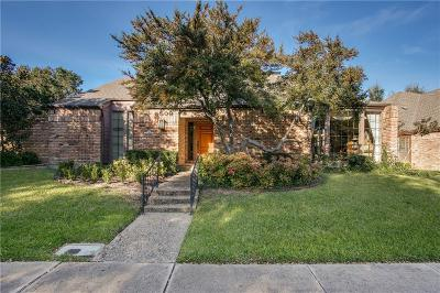 Single Family Home For Sale: 6509 Brook Lake Drive