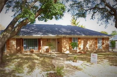 Fort Worth Single Family Home For Sale: 3816 Fenton Avenue