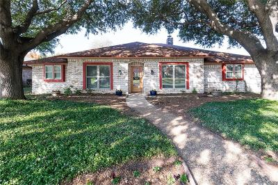 Richardson Single Family Home For Sale: 633 Wentworth Drive