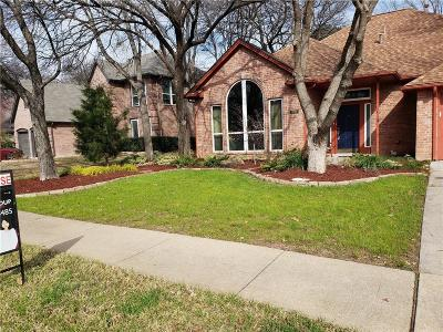 Grapevine Residential Lease For Lease: 1717 Parkwood Drive