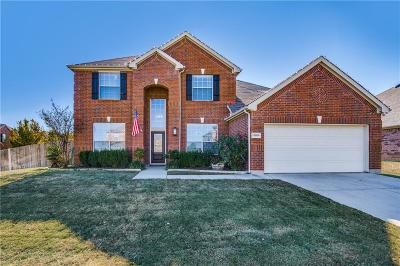 Fort Worth Single Family Home For Sale: 13801 Ranch Horse Run