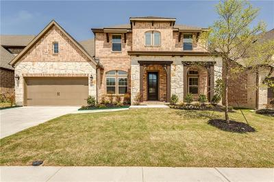 McKinney Single Family Home For Sale: 6520 Palmetto Bluff Road