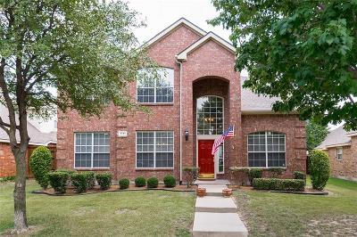 Frisco Single Family Home For Sale: 7171 Saint Augustine Drive