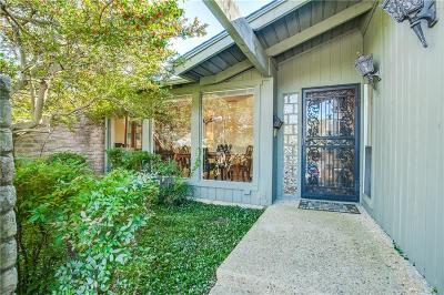 Dallas Single Family Home For Sale: 7308 Wellcrest Drive