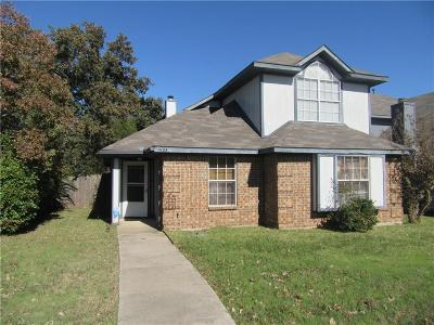 Mesquite Single Family Home For Sale: 1425 Juniper Lane