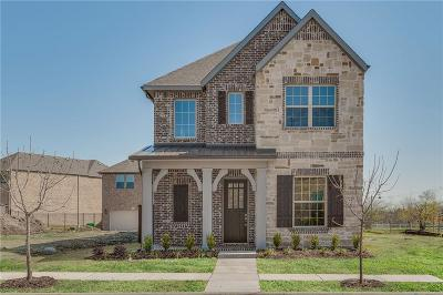 McKinney Single Family Home For Sale: 7229 Caladium Drive