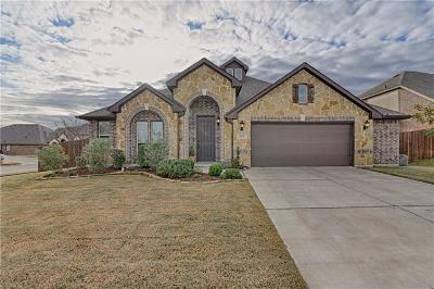 Johnson County Single Family Home For Sale: 801 Star Grass Drive