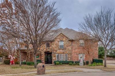 McKinney Single Family Home For Sale: 1901 Covey Glen Road