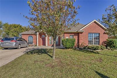 Red Oak Single Family Home Active Option Contract: 219 Richard Lane